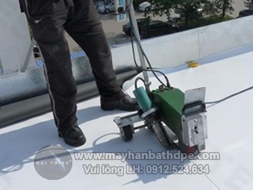 LSTWP1 Máy hàn màng nhựa chống thấm dột trong các công trình xây dựng
