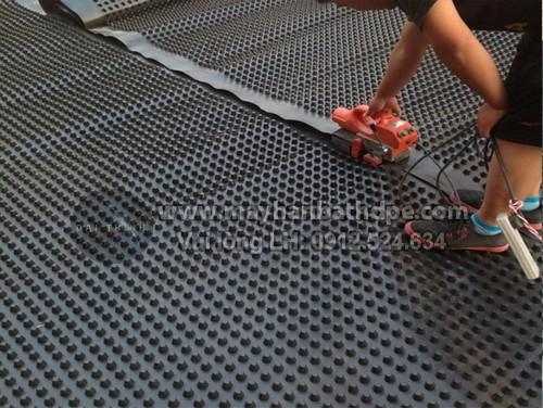 JIT800 hàn vải địa kỹ thuật