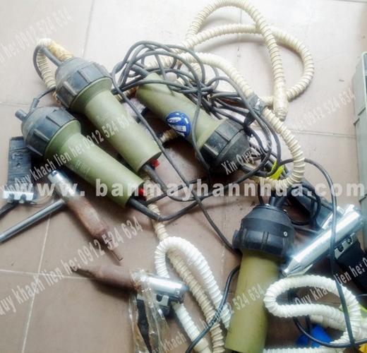 Sửa chữa máy hàn nhựa cầm tay, súng hàn nhựa cầm tay, mỏ hàn ống nhựa