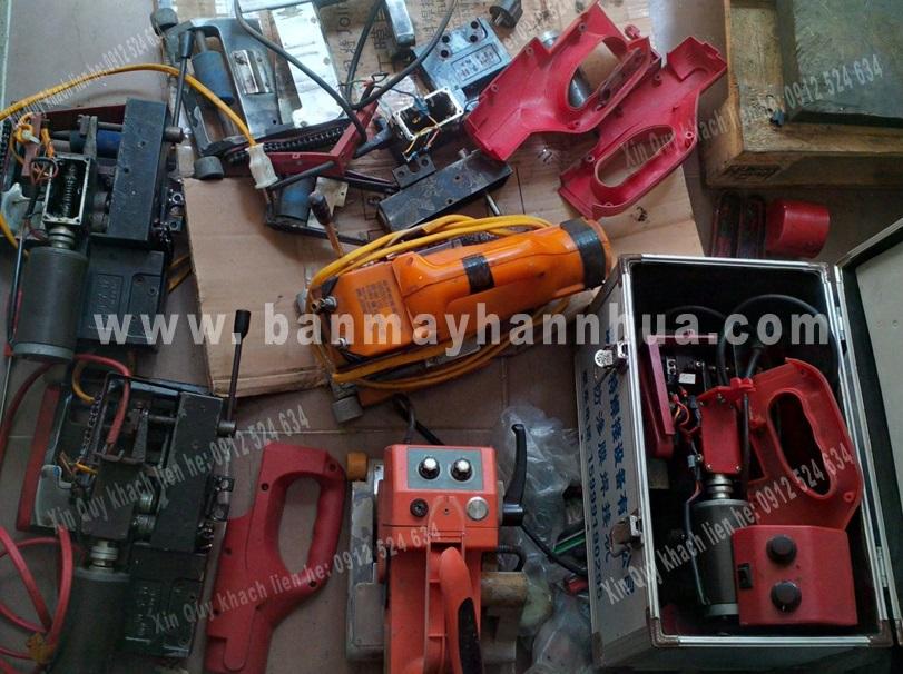 Sửa chữa máy hàn bạt nhựa - máy ép bạt nhựa tự động