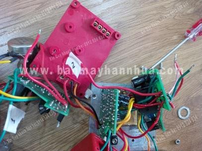 Sửa chữa bảo dưỡng máy hàn bạt HDPE ao tôm