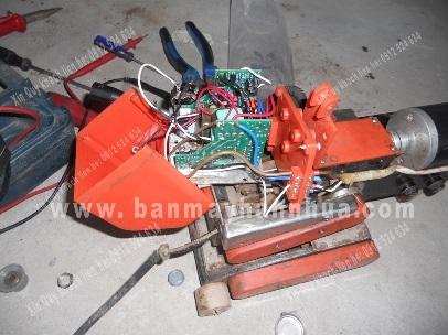 Dịch vụ sửa chữa, bảo dưỡng máy hàn bạt nhựa, máy hàn màng chống thấm