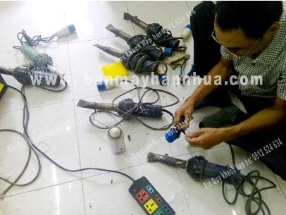 Dịch vụ sửa chữa máy hàn nhựa cầm tay Uy Tín - Chất Lượng.